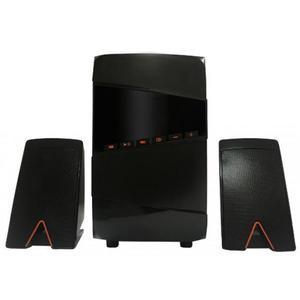 Акустическая система Greenwave SA-160BT Black-orange (R0015304)