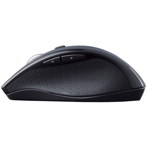 Мишка Logitech M705 Marathon Wireless Black (910-001949), мініатюра №3