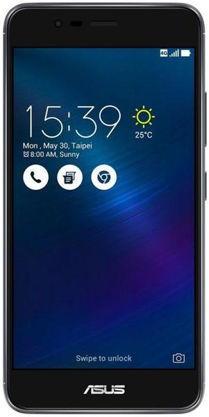 Смартфон Asus ZenFone 3 Max 2-16 Gb titanium grey ZC520TL-4H074WW, мініатюра №1