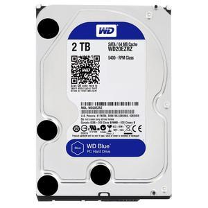 """Внутрішній жорсткий диск Western Digital 2TB 5400 обертів в хвилину 64 MB SATA III 3.5"""" WD20EZRZ"""
