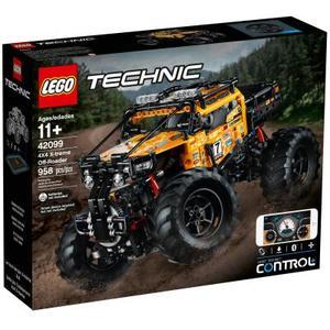 Конструктор LEGO TECHNIC Экстремальный внедорожник 958 деталей 42099