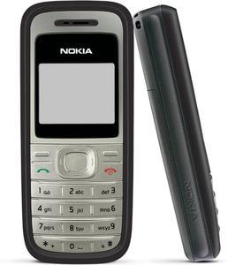 Кнопочный телефон Nokia 1200 Black Оригинал (1200)