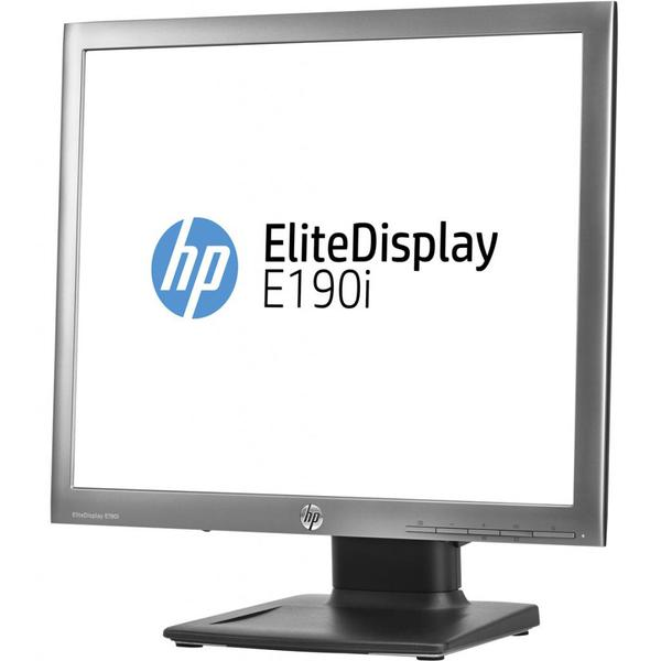 Монітор HP E190i IPS 19'' SXGA E4U30AA, мініатюра №1
