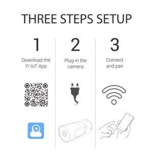 Камера наружного видеонаблюдения Xiaomi YI IoT Outdoor camera 1080p (XY-R9520-V3)
