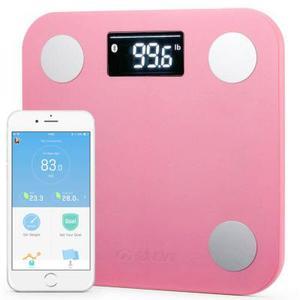 Весы напольные Aresa Mini Smart Scale Pink (M1501-PK)