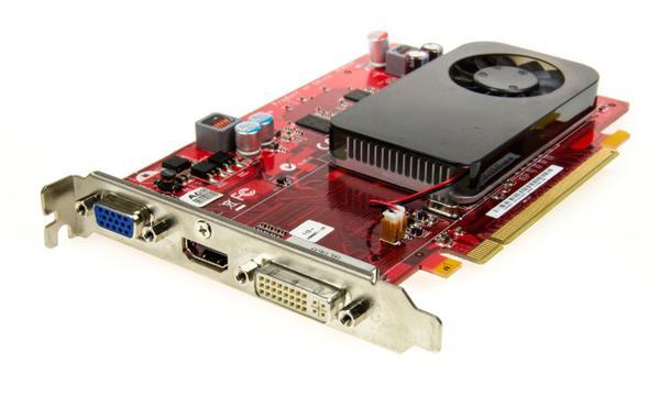 Відеокарта AMD Radeon HD 4650 1GB 128Bit DVI VGA HDMI AMD-HD4650, мініатюра №2