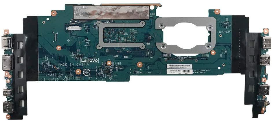 Материнська плата для ноутбука Lenovo X1 Carbon 4 14282-2M (448.04P15.002M/i7-6500), мініатюра №1