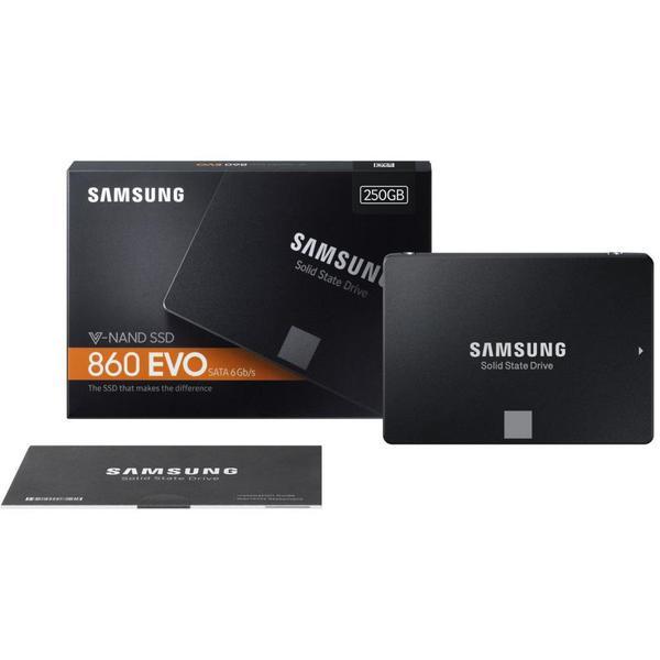 """Внутренний накопитель Samsung 250 ГБ 2.5"""" SATA 6Gb 3bit MLC MZ-76E250BW, мініатюра №9"""