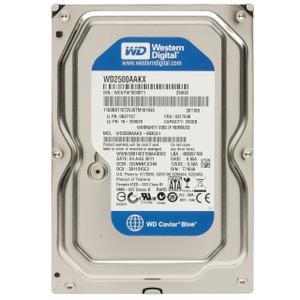 """Внутрішній жорсткий диск Western Digital 3.5"""" WD 250Gb WD2500AAKX"""