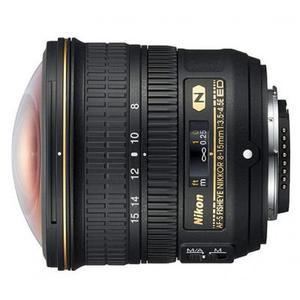 Объектив Nikon 8-15mm f/3.5-4.5E ED AF-S FISHEYE (JAA831DA)