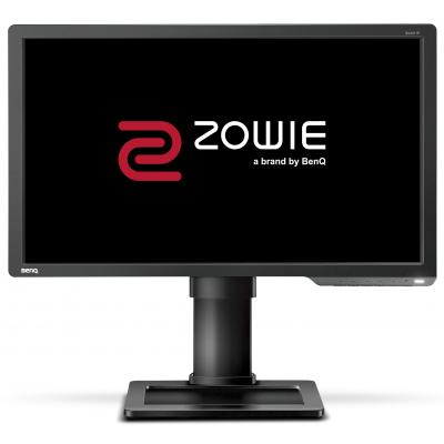 Монітор BenQ XL2411P dark grey LCD 24'' Full HD 9H.PLB.QBE, мініатюра №1