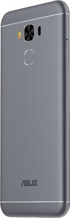 Смартфон Asus ZenFone 3 Max 2-32 Gb titanium grey 90AX00D2-M00280, мініатюра №4