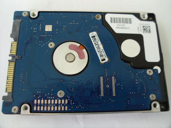 """Внутрішній жорсткий диск Seagate 250ГБ 5400 обертів в хвилину 8МБ 2.5"""" SATA III ST9250320AS, мініатюра №2"""
