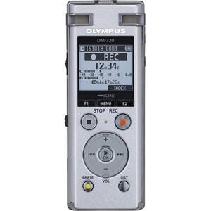 Диктофон Olympus DM-720 4GB (V414111SE000)