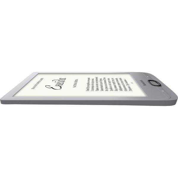 Електронна книга Pocketbook 616 Basic Lux2, Silver (PB616-S-CIS), мініатюра №4