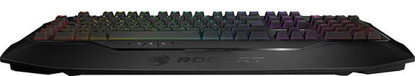Клавіатура ROCCAT Ryos MK FX Brown Switch FR  Black (ROC-12-873-BN/FR), мініатюра №4