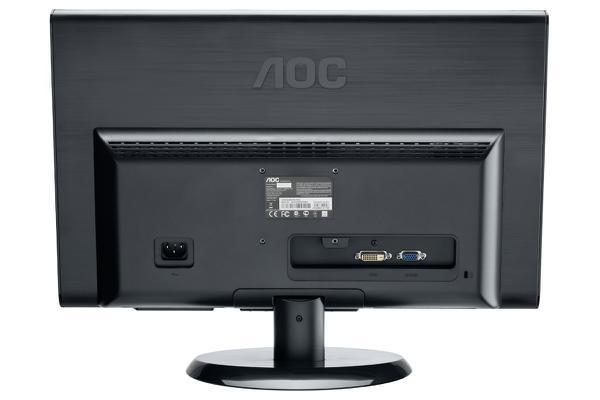 "Монітор AOC LED 21.5"" Full HD E2250SWDNK, мініатюра №8"