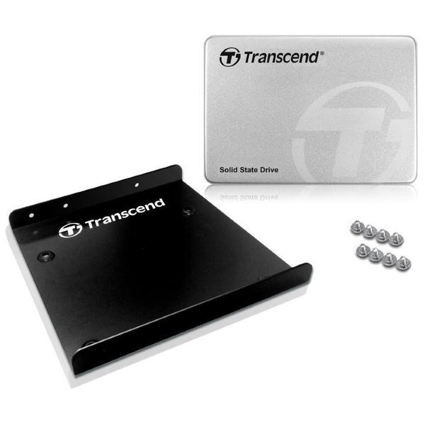 """Внутренний накопитель Transcend 128 ГБ 2.5"""" SATA 6Gb MLC TS128GSSD370S, мініатюра №4"""