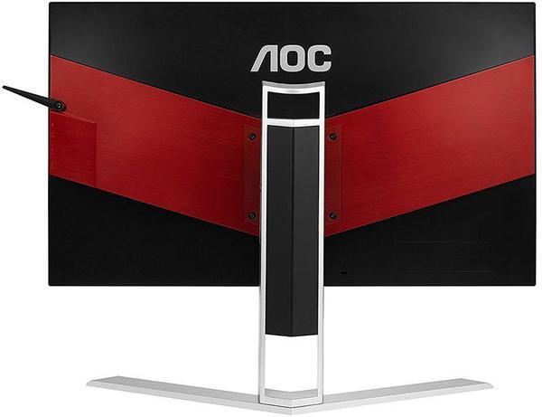 """Монітор AOC LED 23.8"""" Q d HD AG241QG, мініатюра №5"""