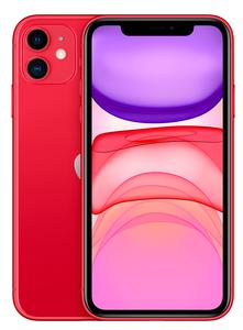 Смартфон Apple iPhone 11 64 Gb red