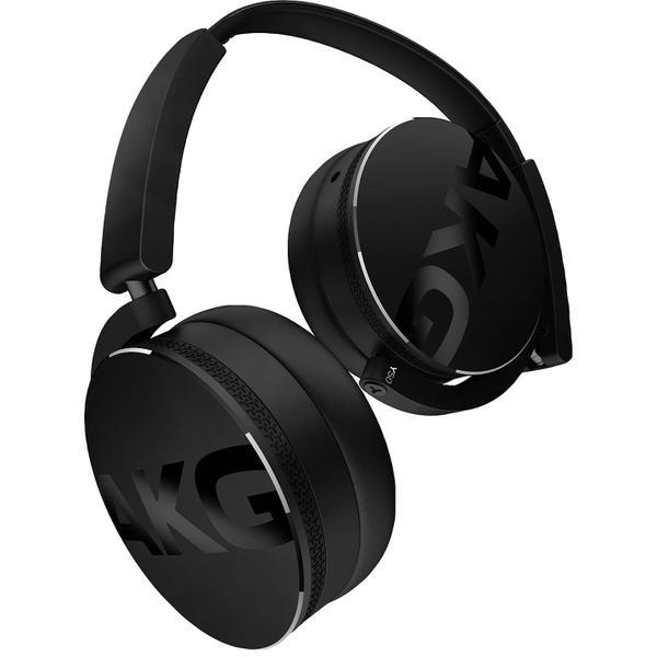 Навушники AKG  Y50 (Y50BLK), мініатюра №1