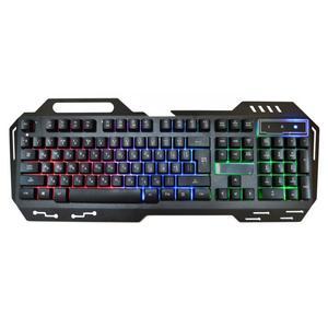 Клавиатура UKC KEYBOARD GK KW-900/4400 проводная с подсветкой мембранная