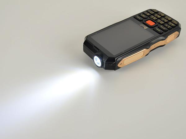 Мобильный телефон Dbeif D2017 Black, мініатюра №6