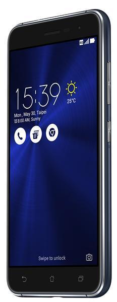 Смартфон Asus ZenFone 3 3-32 Gb sapphire black 90AZ0171-M01990, мініатюра №6