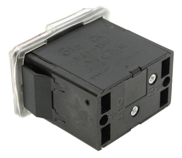 Кнопка VJ Parts бетономешалки 4 контакта 4A CK-1 арт кн1350, мініатюра №5