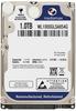 """Внутрішній жорсткий диск Mediamax 1ТБ 5400 обертів в хвилину 8МБ 2.5"""" SATA III WL1000GLSA854G, мініатюра №1"""
