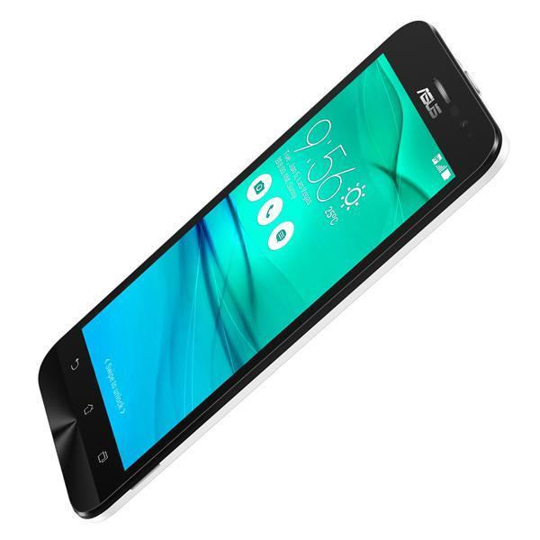 Смартфон Asus ZenFone Go 1-8 Gb white ZB500KG-1B005WW, мініатюра №4