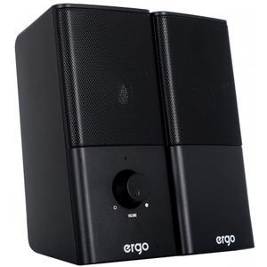 Акустическая система Ergo S-08 USB 2.0 BLACK (S-08)