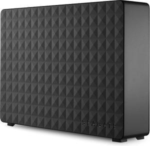 Зовнішній жорсткий диск Seagate USB 4000Gb STEB4000200 Expansion black