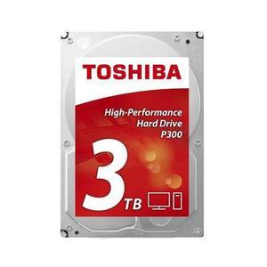 """Внутрішній жорсткий диск Toshiba 3.5"""" 3TB HDWD130UZSVA"""