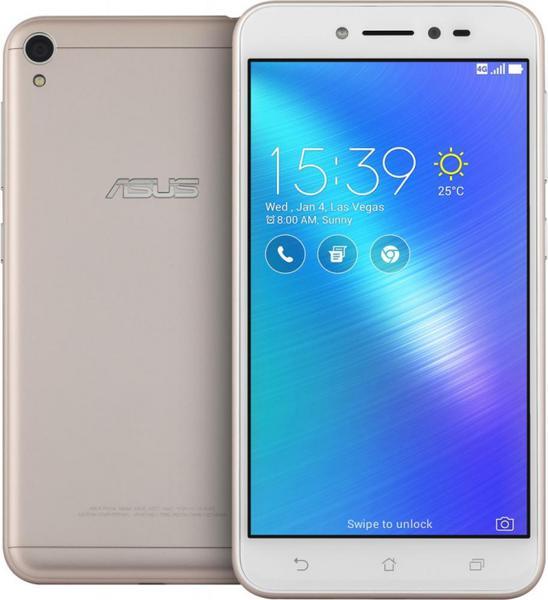Смартфон Asus ZenFone Live 2-16 Gb gold ZB501KL-4G034A, мініатюра №2