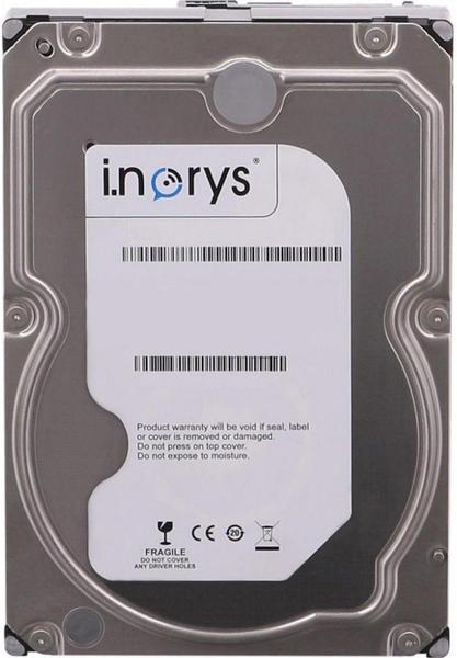 """Внутрішній жорсткий диск I.norys 2ТБ 7200 обертів в хвилину 64МБ 3.5"""" SATA II INO-IHDD2000S2-D1-7264, мініатюра №1"""