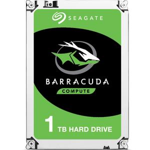 """Внутрішній жорсткий диск Seagate Barracuda 1ТБ 7200 обертів в хвилину 64МБ 3.5"""" SATA III ST1000DM010"""