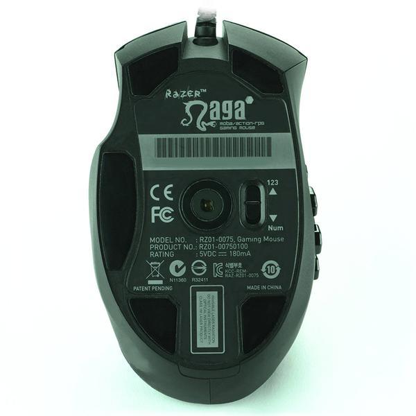 Мишка Razer  Naga Hex Expert (RZ01-00750100-R3M1), мініатюра №7