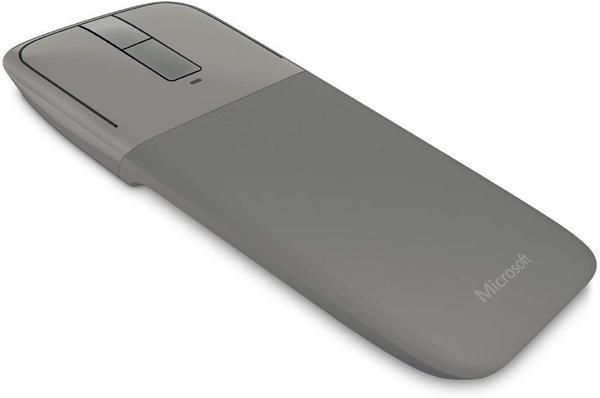 Мишка Microsoft Arc Touch Wireless Grey (X901793-001), мініатюра №3
