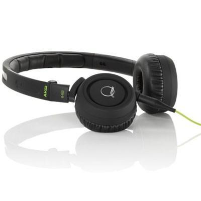 Навушники AKG Q460 black (Q460BLK), мініатюра №1