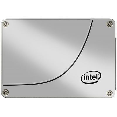 """Внутренний накопитель Intel 800 ГБ 2.5"""" SATA 6Gb MLC SSDSC2BB800G701, мініатюра №1"""