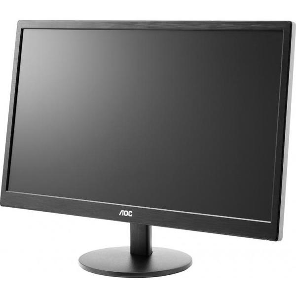 """Монітор AOC E2470SWH LED 23.6"""" Full HD E2470SWH black, мініатюра №2"""