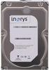 """Внутрішній жорсткий диск I.norys 2ТБ 5900 обертів в хвилину 64МБ 3.5"""" SATA II INO-IHDD2000S3-D1-5964, мініатюра №1"""