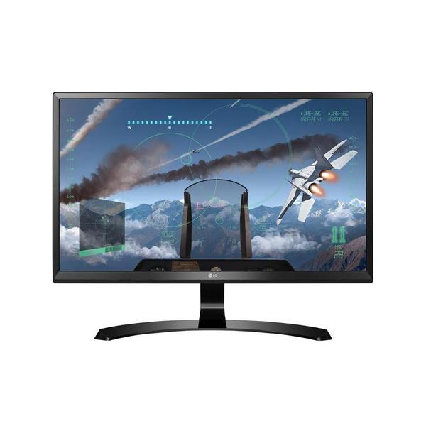 Монітор LG IPS 23.8'' 4K Ultra HD 24UD58-B, мініатюра №7