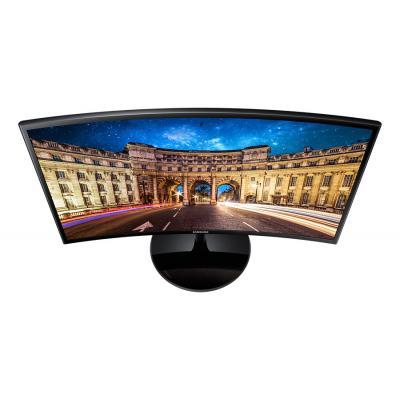 Монітор Samsung C27F390FHI VA 27'' Full HD LC27F390FHIXCI, мініатюра №8