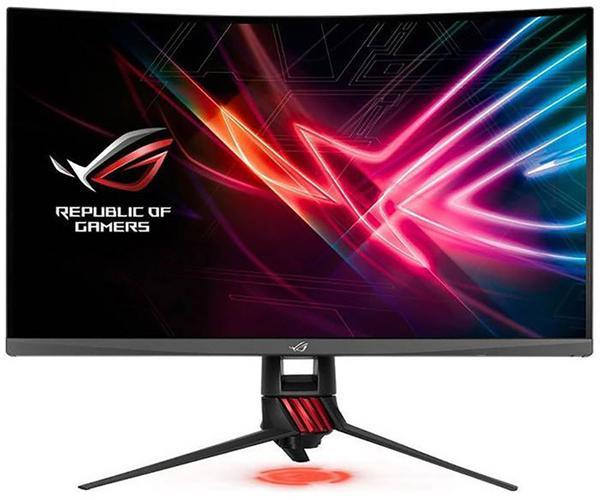 Монітор Asus XG27VQ LCD 27'' Full HD 90LM03G0-B01970, мініатюра №1