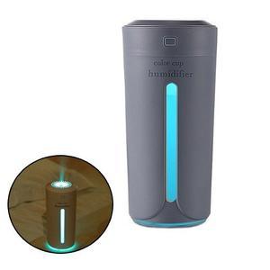 Зволожувач повітря ультразвуковий з підсвіткою 230мл Портативний HUM001