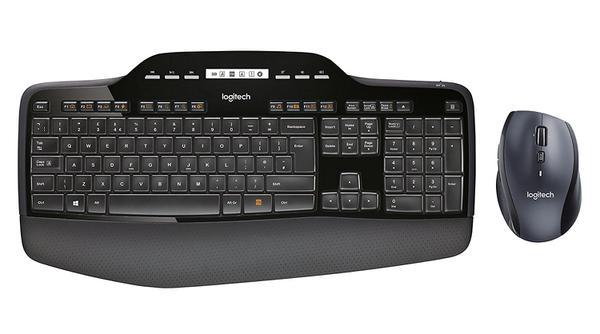 Комплект Logitech  Wireless Desktop MK710 (920-002434), мініатюра №5