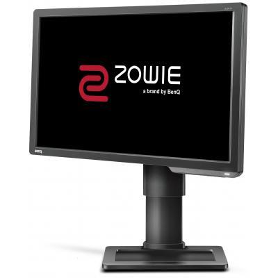 Монітор BenQ XL2411P dark grey LCD 24'' Full HD 9H.PLB.QBE, мініатюра №3
