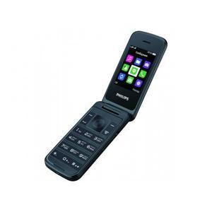 Кнопочный телефон Philips Xenium E255 Blue